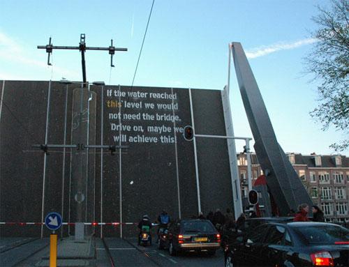 Publicite Environnement Amsterdam