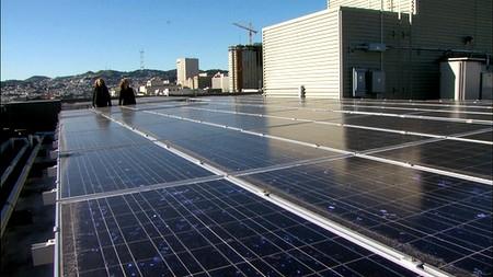 capteur énergie solaire