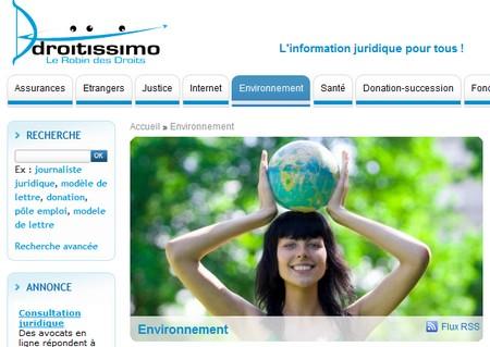 environnement legislation
