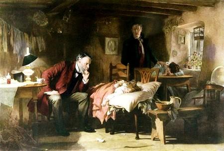Le docteur Luke Fildes