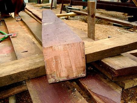 recyclage bois de construction