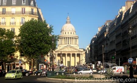 Paris et commerce équitable