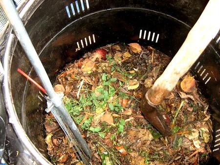 compostage chez soi avec composteur