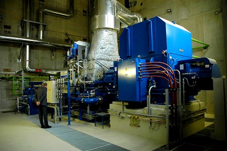 turbine biomasse