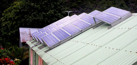 electricite photovoltaique