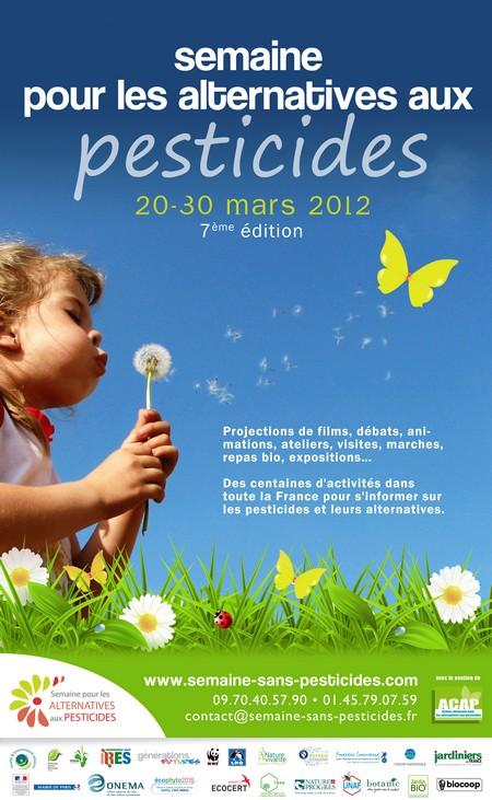semaine alternative aux pesticides