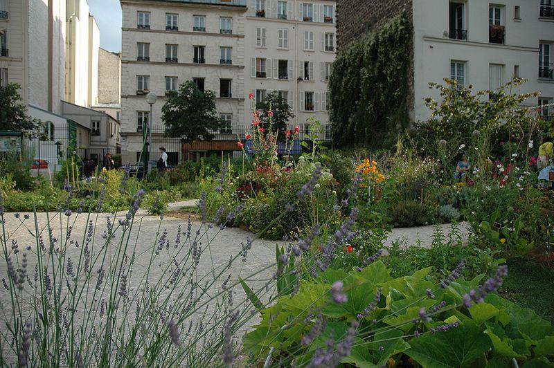 Qu 39 est ce qu 39 un jardin solidaire conomie solidaire - Qu est ce qu un jardin ...