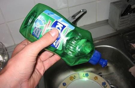 Utiliser du liquide vaiselle biologique