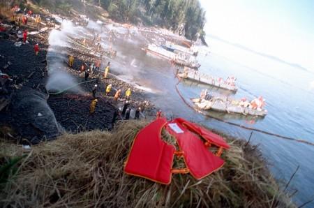 Marée noire Exxon Valdez