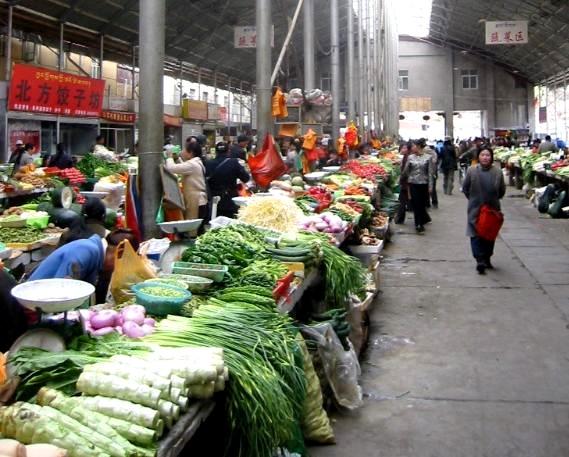 Achat Local de fruits et légumes