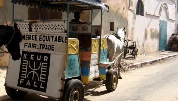 Commerce Équitable, Sénégal