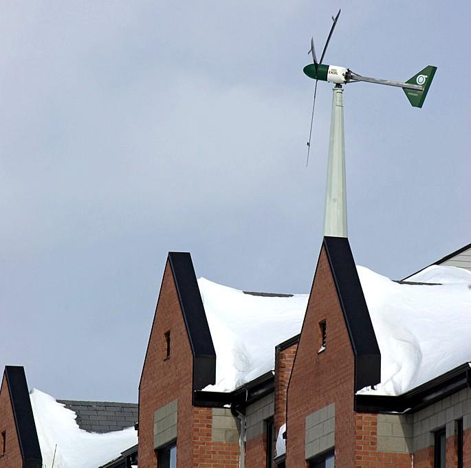 Éolienne de Toit