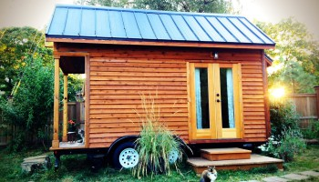 Petite maison mobile