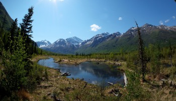 La nature en Alaska