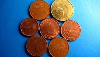 Pièces de monnaie Euro