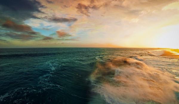 Océans et mers de la planète terre